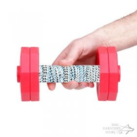 Dog Training Dumbbell Retrieve for IGP, 1000 G
