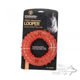 Starmark Treat Looper of Large Size for Interactive Activities