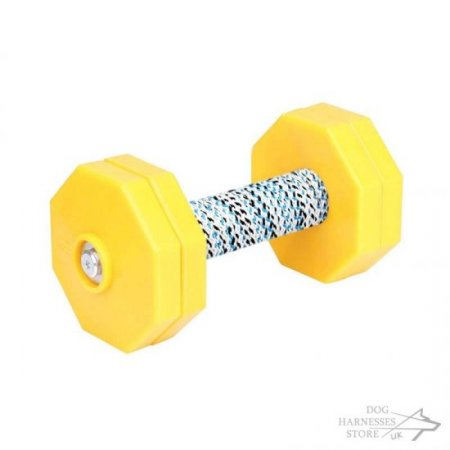 Dog Obedience Dumbbell Retrieve for IGP, 1000 G