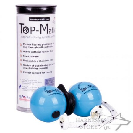 Top-Matic Profi-Set SOFT with Multi Power-Clip for Dog Training