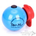 Top-Matic Magnetball with Maxi Power-Clip for Dog Training