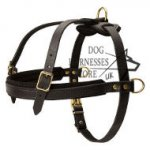 Dog Harness Tracking UK Padded for Dogs, Sublime Quality!