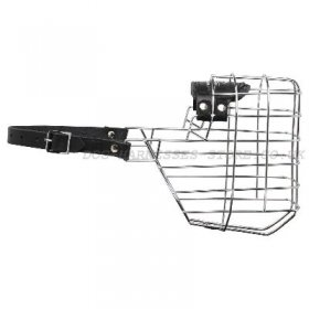 Bestseller! Basket Muzzle for Doberman Pinscher Daily Activities