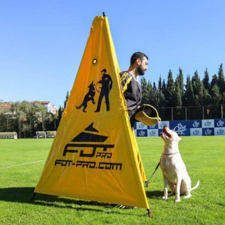 Schutzhund Blind for Dog Training and Professional Sports