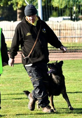 Dog Training Suit for Schutzhund, IPO, WUSV Training and Trials