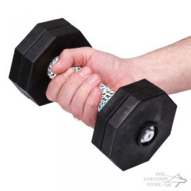 Dumbbell for Dog Training IGP, 1000 G