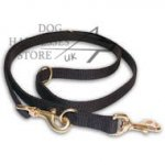 Multifunctional Police All Weather Nylon Dog Leash