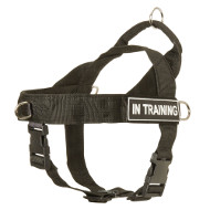 Dog Harness, Super Strong Nylon for Easy Walk