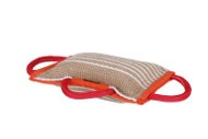 Bite Pillow for Dog Training of Jute, Medium Size