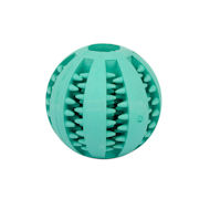 Dental Hygiene Dog Ball for Oral Hygiene with Mint Flavor