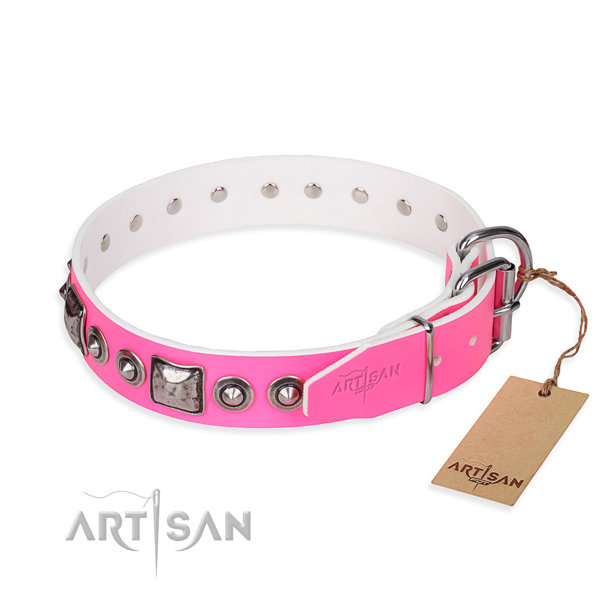 Girl Dog Collars for Sale