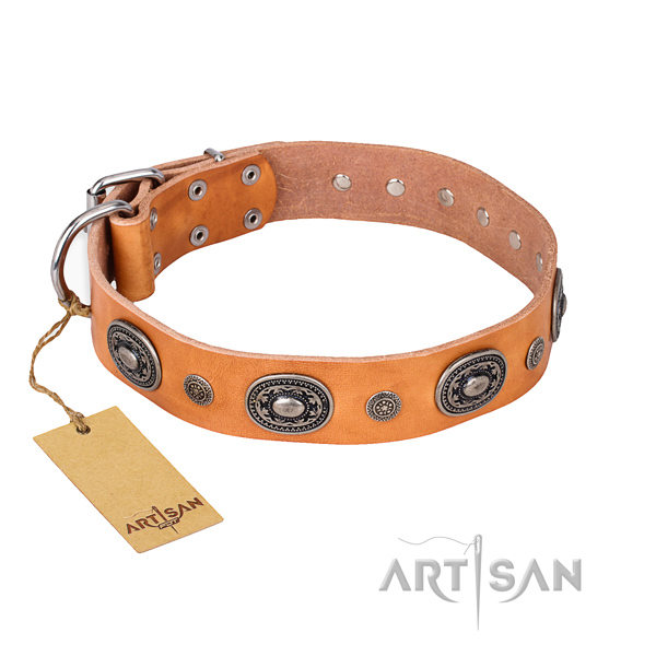 Handmade Dog Collars for Sale