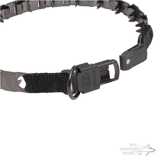 Herm Sprenger Neck Tech Training Collar