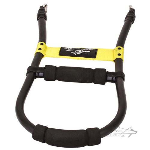 Guide Dog Harness Handle
