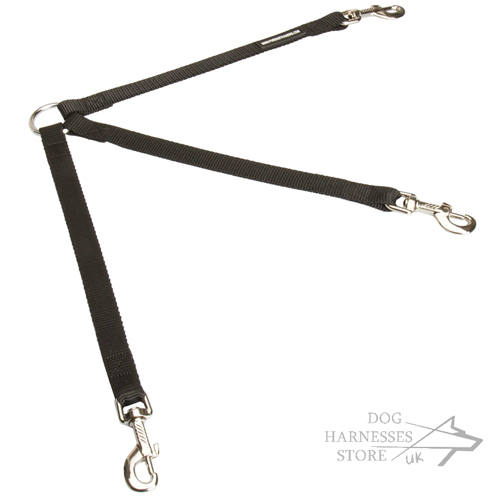 Triple Dog Leash UK