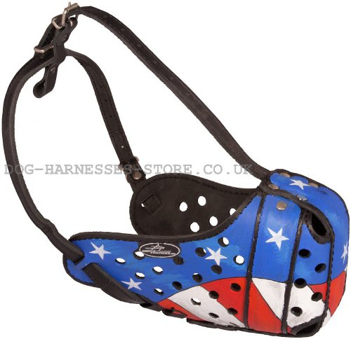 Dog Muzzle for Doberman Pinscher
