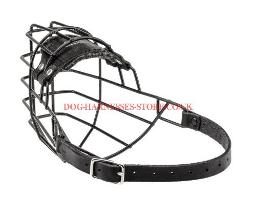 Wire Dog Muzzles UK
