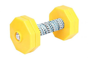 Dog Obedience Dumbbell