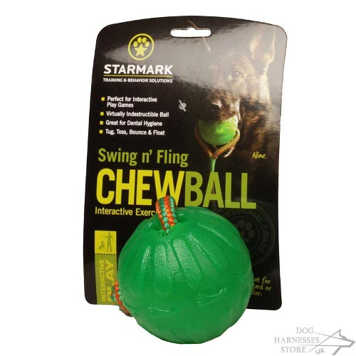 Dog Ball UK Starmark