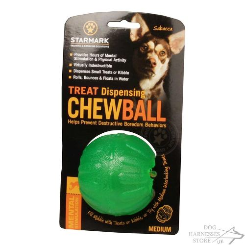 Dog Treat Balls