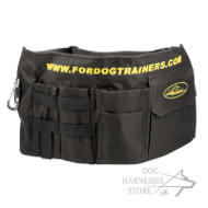 Dog Training Belt Pouch for Tools and Treats Keeping