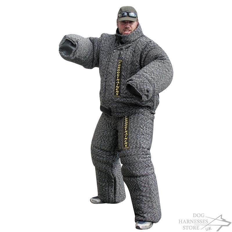 Hard Dog Bite Suit