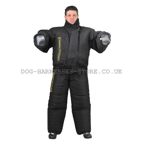 Protective Suit Dog Training UK