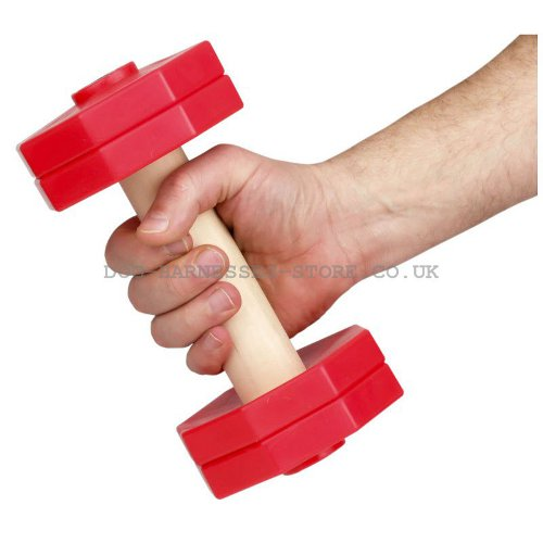Retrieve Dog Training Dumbbell UK