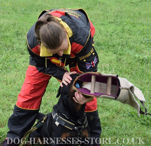 Schutzhund Dog Training Suit UK