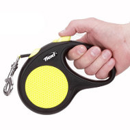 Flexi Retractable Dog Leash for Small Breeds and Puppies Walking