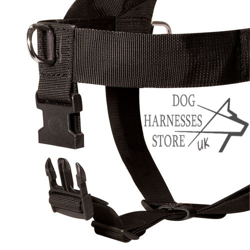 Police K9 Dog Harness