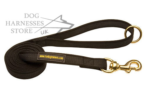 rubberized leash for dogs uk