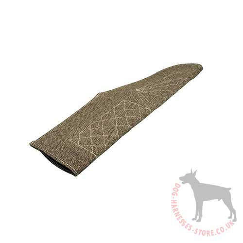 Protective Cover of French Linen for Dog Bite Training Sleeve