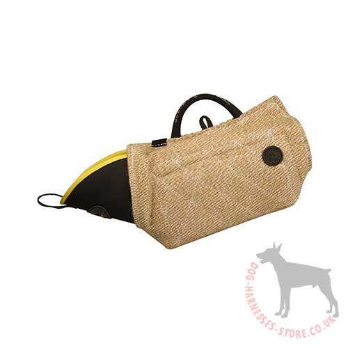 Dog Training Sleeve, Schutzhund Bite Pad for Intermediate Stage