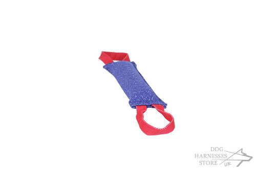 Bite Tug for Dog and Advanced Puppy Training, Medium-Hard