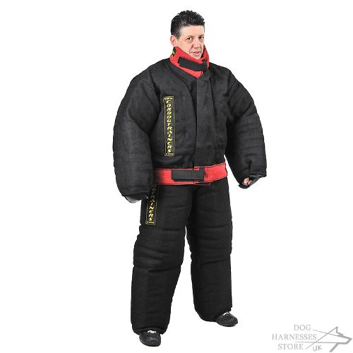 Protection Dog Bite Suit for Effective and Safe Training