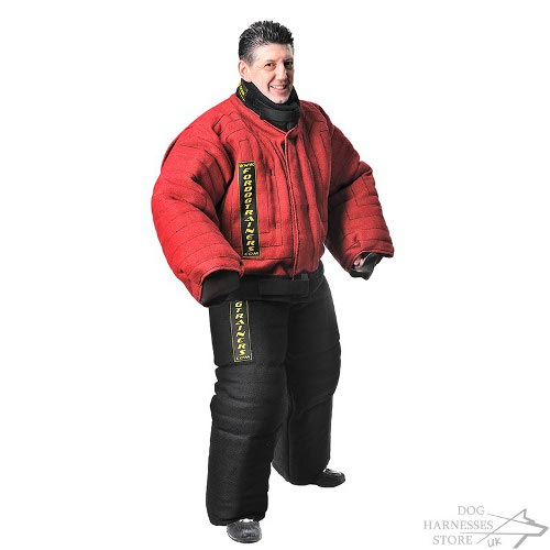 Dog Bite Protection Suit of High Flexibility for Safe Training