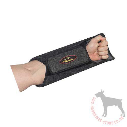 Dog Bite Sleeve for Attack Dog Training, Sound Arm Protection - Click Image to Close