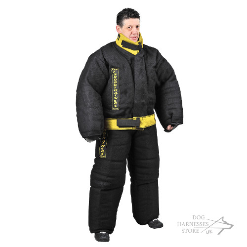Dog Bite Training Suit Complete Protection for Trainer & Helper