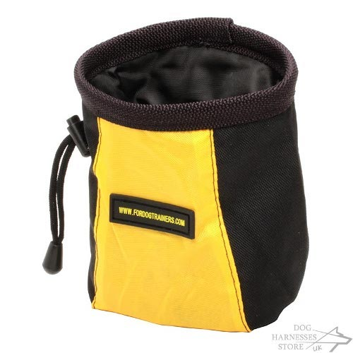 Dog Treat Pouch Bag for Positive Reinforcement Canine Training