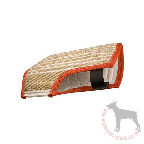 Jute Sleeve Cover, Protection for IGP Dog Training