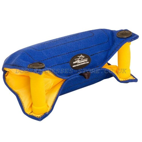 Puppy Bite Training Equipment UK, Grip Builder of French Linen