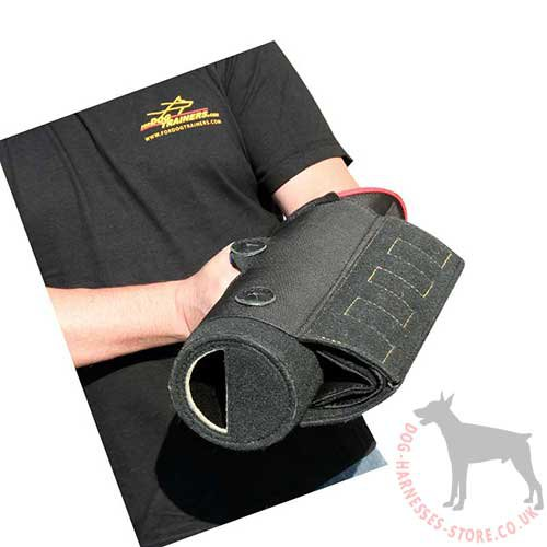 Professional Dog Training Short Bite Sleeve for IGP