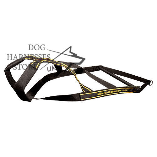 Bestseller! Weight Pulling Dog Harness of Strong Nylon