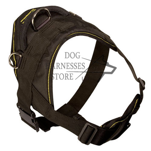 Nylon Dog Harnesses UK