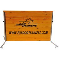 Portable Wooden Dog Jump 1 Meter High for Schutzhund