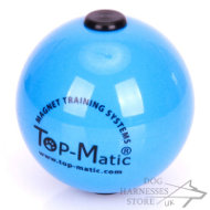 Top-Matic Technic Ball SOFT with Magnet Inside for Dog Training
