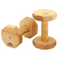 Schutzhund Dumbbell of Quality Wood for Retrieve Training