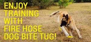 Working Dog Bite Tugs